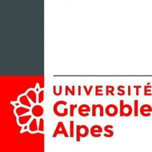 Grenoble Alpes University logo