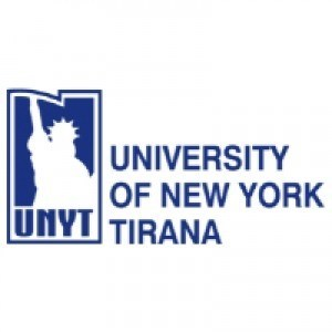 University of New York Tirana logo